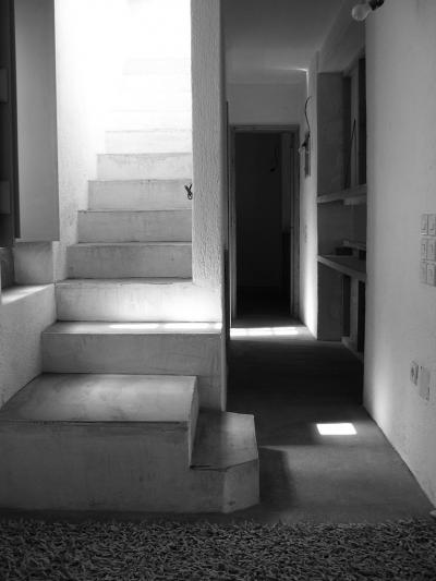 light & stairs