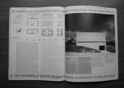 Archis article