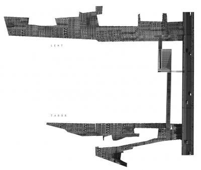 Duplicated Bridge plan