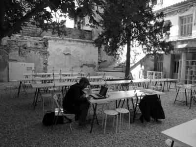Open Air Office