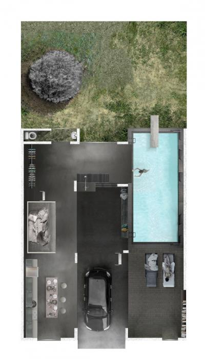Florizel urban villa plan00