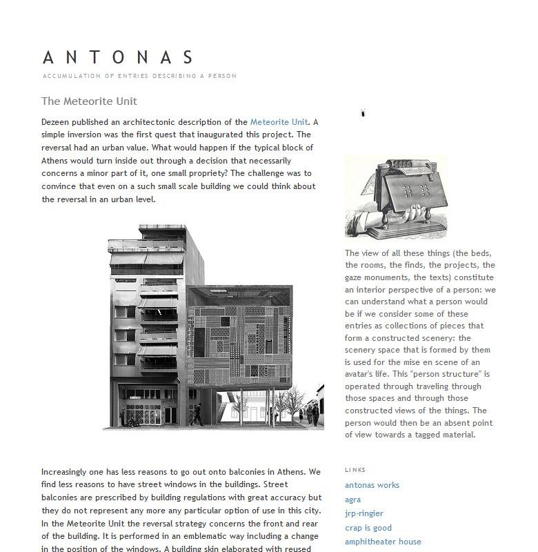 Meteorite Unit - antonas.blogspot.gr