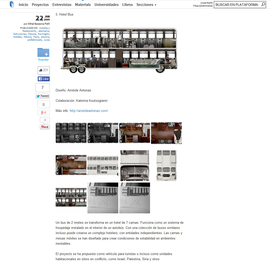 Hoteles más allá de la arquitectura | Plataforma Arquitectura