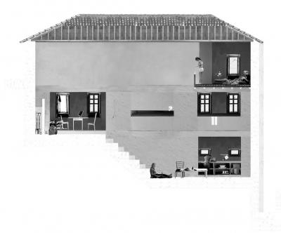 The Amphitheater House
