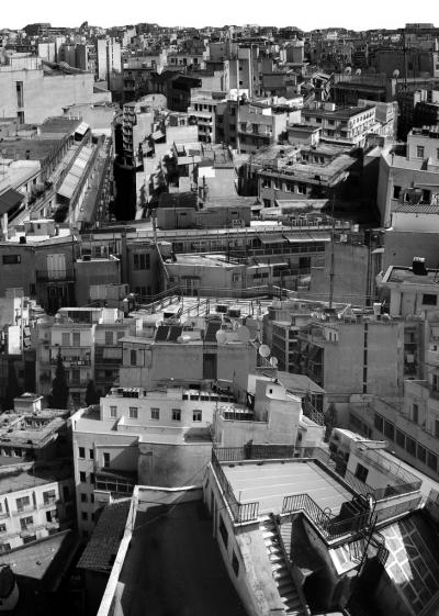 Athens landscape