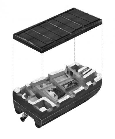 floating room